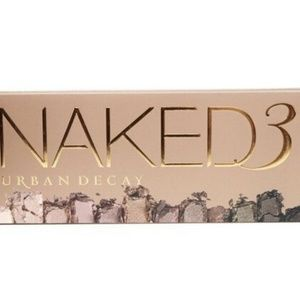 New URBAN DECAY NAKED 3 Palette Eye Shadow